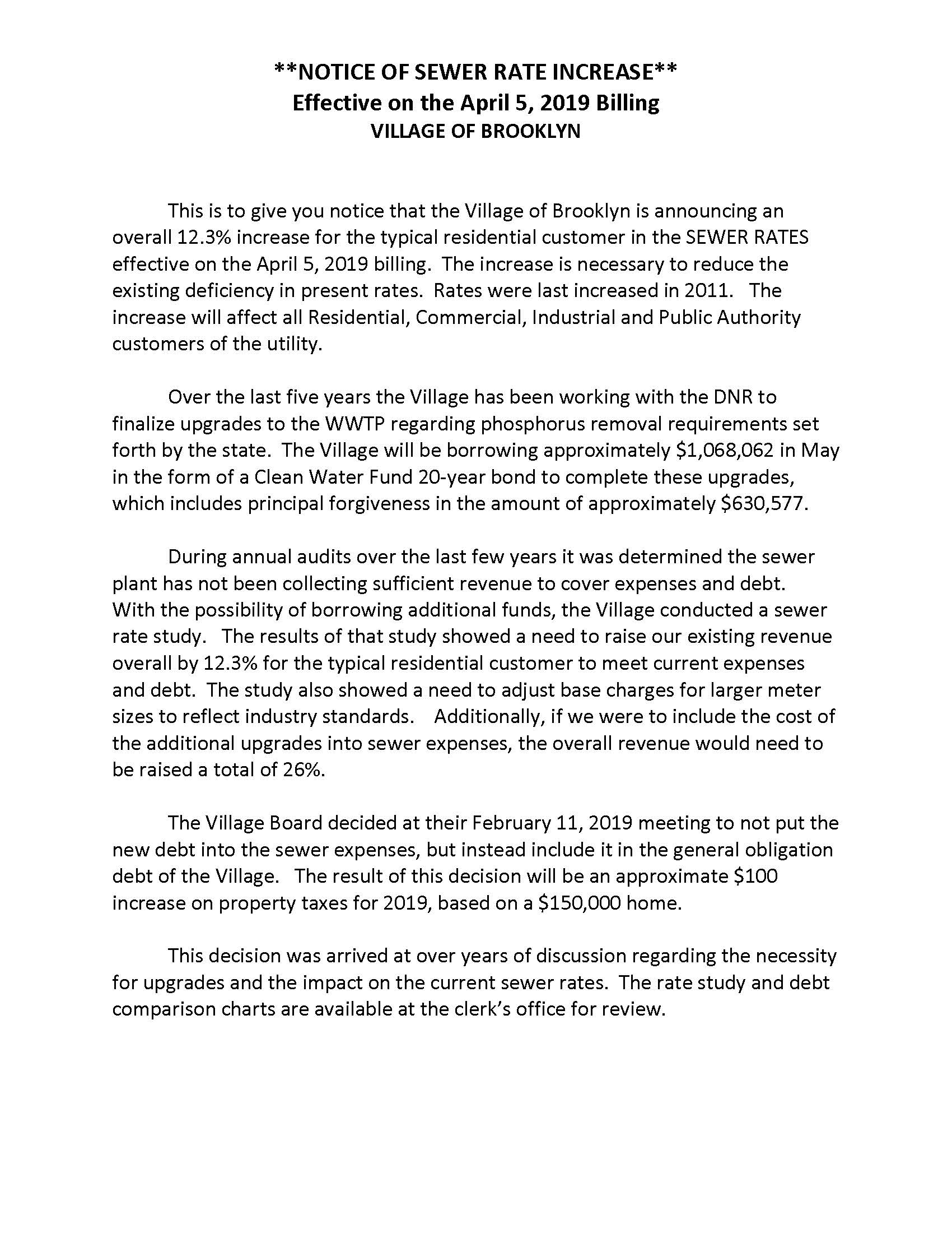 NOTICE OF SEWER RATE INCREASE_Page_1