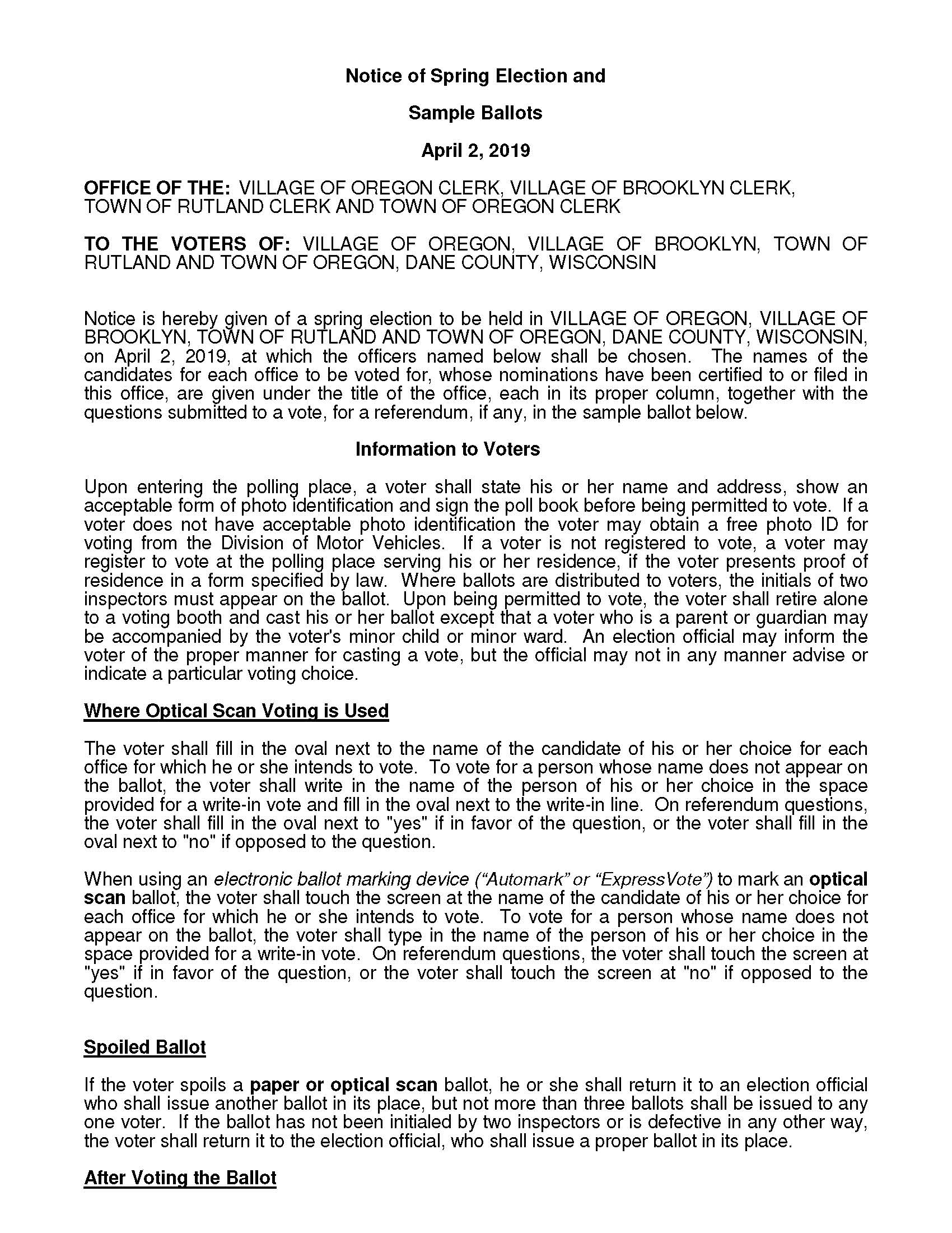 Type B Notice for Spring Election_Page_1